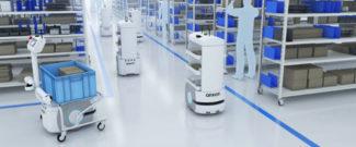 Роботы OMRON