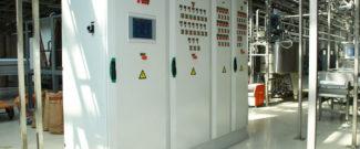 Шкафы управления Омрон