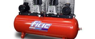 FIAC с ременной передачей
